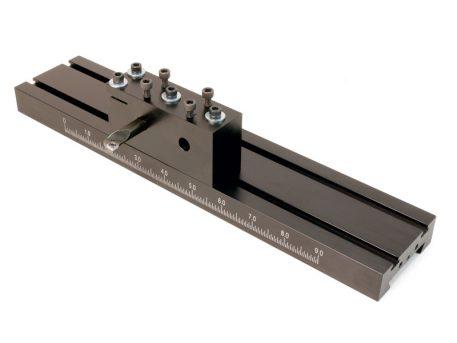 Multi-Tool Holder 3/8 Inch Sherline 5931 Rear Side Cutoff