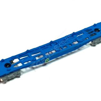 T Gauge Blue Container Wagon