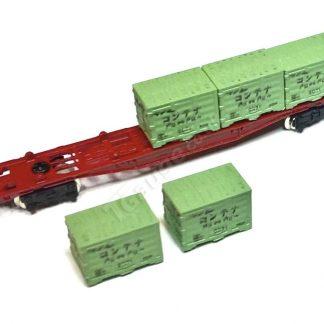 T Gauge JNR Container