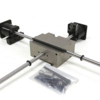 Sherline Mill Ball Screw X/Y-Axes Retrofit Kit