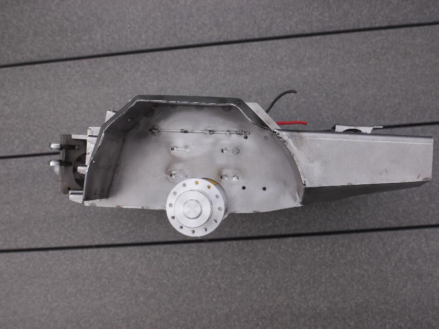 vario rc bell 50d custom build dumper