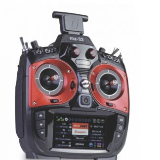 Graupner mz-32 - 32 Channel RC Radio