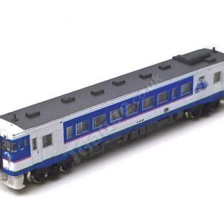 JR KIHA 40 HIDAKA Line - White with Blue Line