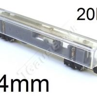 T Gauge 20 Metre Motorised Chassis Rolling Stock