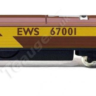 T Gauge BR Class 67 Locomotive