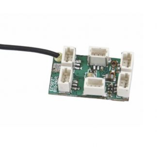 Graupner GR-12SH+ 6 Channel 2.4GHz HoTT Receiver