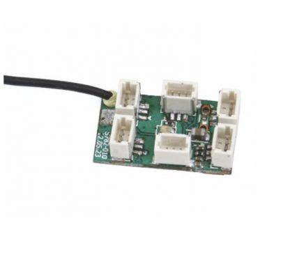 Graupner GR-12SH+ 6 Channel 2.4GHz HoTT Receiver