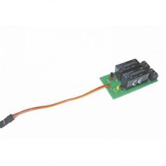 Graupner Nautic Switching Relay Module Pole Change