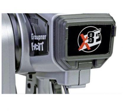 Graupner 4 channel surface radio
