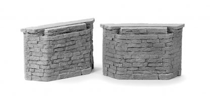 Cut Stone Bridge Abutments ZTR-100
