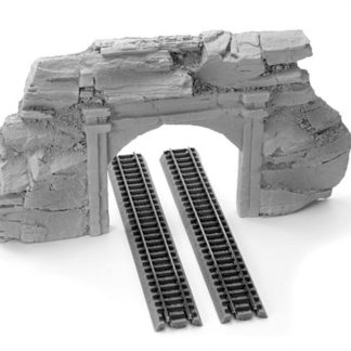 Concrete And Rock Double Portal ZTR-111