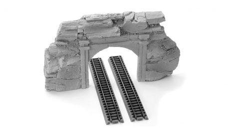 Concrete And Rock Double Portal ZTR-111