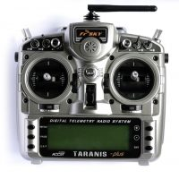 Horus FrSky ACCST Taranis X9D Plus Transmitter with X8R receiver (Carton and Eva Package)