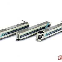 Rokuhan T034-1 Powered 3-Car Set Tobu Limited Express 500 Type Revaty Kegon