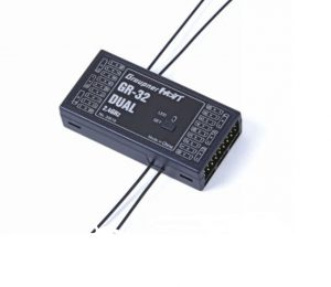 Graupner GR-32 16 Channel 2.4GHz HoTT Receiver