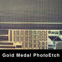 Gold Medal Models PhotoEtch