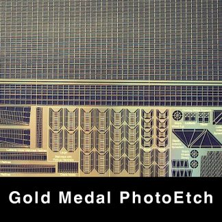Gold Medal Models PhotoEtch