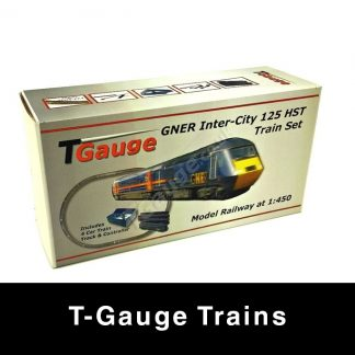 T Gauge Scale Trains