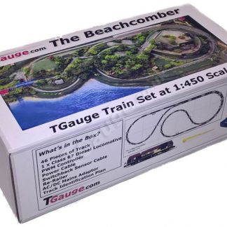 The Beachcomber Train Set