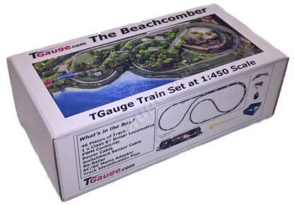 The Beachcomber Train Set