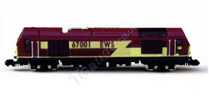 The Beachcomber Train Set Car