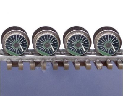 1:450 scale Steam Wheels Kit