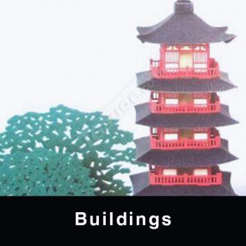 T Gauge Buildings
