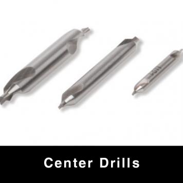 Center Drills - 60