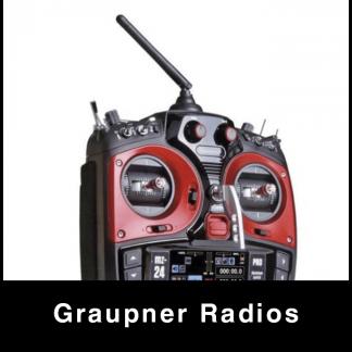 Graupner Radios