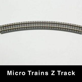 Micro Trains Z Scale Track