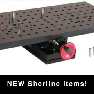 NEW Sherline Items!