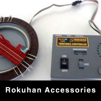 Rokuhan Z Scale Accessories