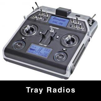 Tray Radios