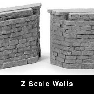 Z Trains Portals, Abutments, Walls