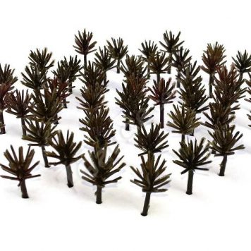 T Gauge 20mm Tree Armatures