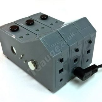 T Gauge Electric Points Controllers E-016-3