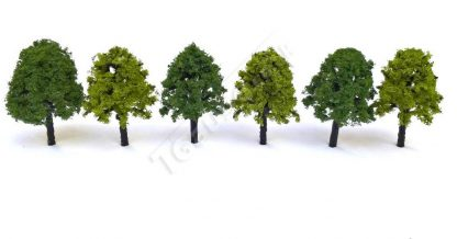 30mm Tree Armatures with Leaves