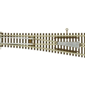 Atlas Z Scale Code 55 Track Right Turnout 2812