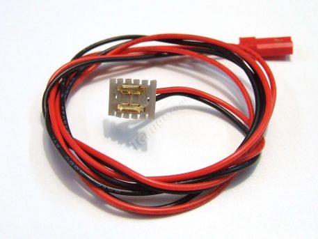 T Gauge Flexitrack Power Cable E-010-2 (Grey)