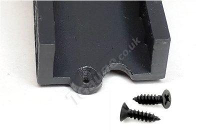 Iron Plate Bridge screws