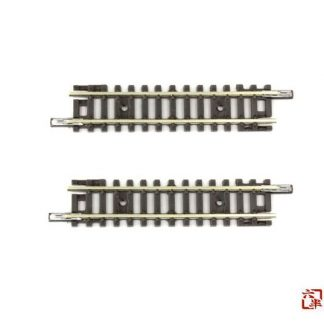 Rokuhan R092 Z Shorty Rail Set Without Roadbed 55mm