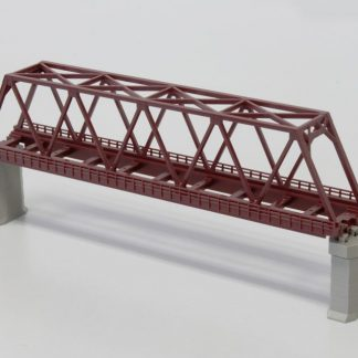 Rokuhan R042 Iron Bridge Single Red