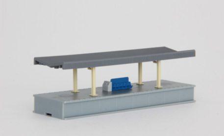 Rokuhan Z Scale Island Platform Extension Set S046-2