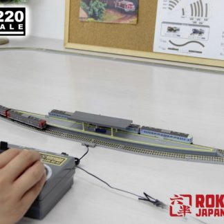 Rokuhan S046-1 Set Station Platform Basic Set