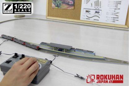 Rokuhan S046-1 Set Station Platform Basic Set