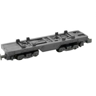 Rokuhan SA006-2 Z Shorty Container Car in Gray