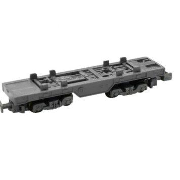 Rokuhan SA006-2 Z Shorty Container Car in Gray