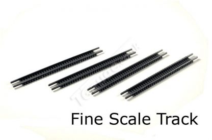 T Gauge Fine Scale Straight Track 60mm RF-002-2