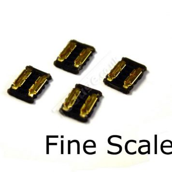 T Gauge Brown Fine Track Joiners RF-011