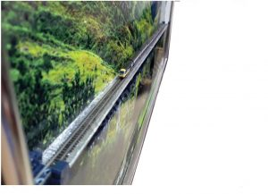 T Gauge Glenfinnan Viaduct Picture Frame Diorama